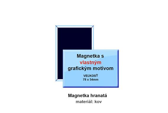 Hranaté magnetky